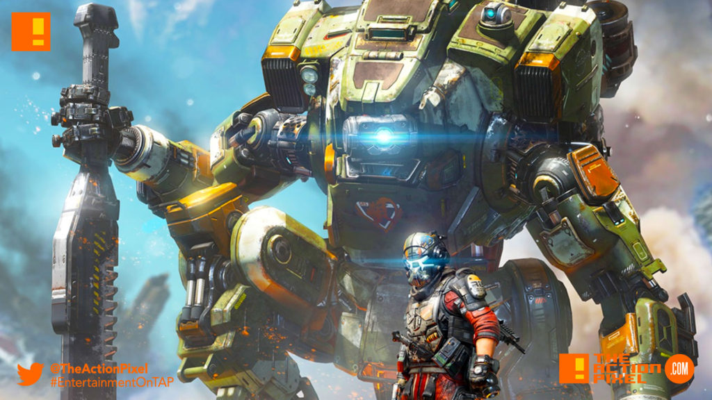 dlc, glitch in the frontier, titanfall 2, entertainment on tap, the action pixel,