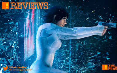 ghost in shell, scar-jo, scar jo, Scarlett Johansson, gits, paramount pictures, the action pixel,, entertainment on tap