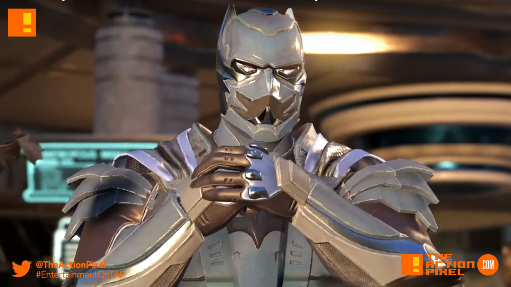 injustice 2, batman, gear, your battles your way, superman, injustice 2, injustice,dc comics, netherrealm studios, dc entertainment , warner bros.,