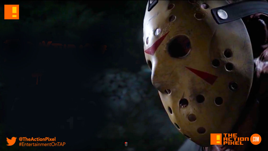 friday the 13th: the game, the pamela tapes, vol. 1 , vol. 2,vol 1, vol 2, gun media, illfonic,FRIDAY THE 13, JASON VOORHEES,  ill fonic, friday the 13th: the game, friday the 13th, gun media, trailer, launch date, announcement,