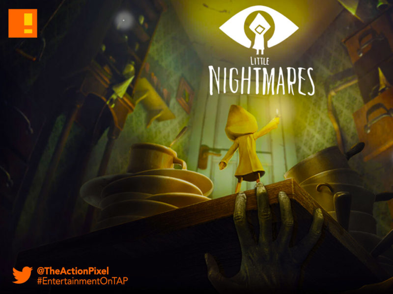 little nightmares, bandai namco, bandai namco entertainment, the action pixel,