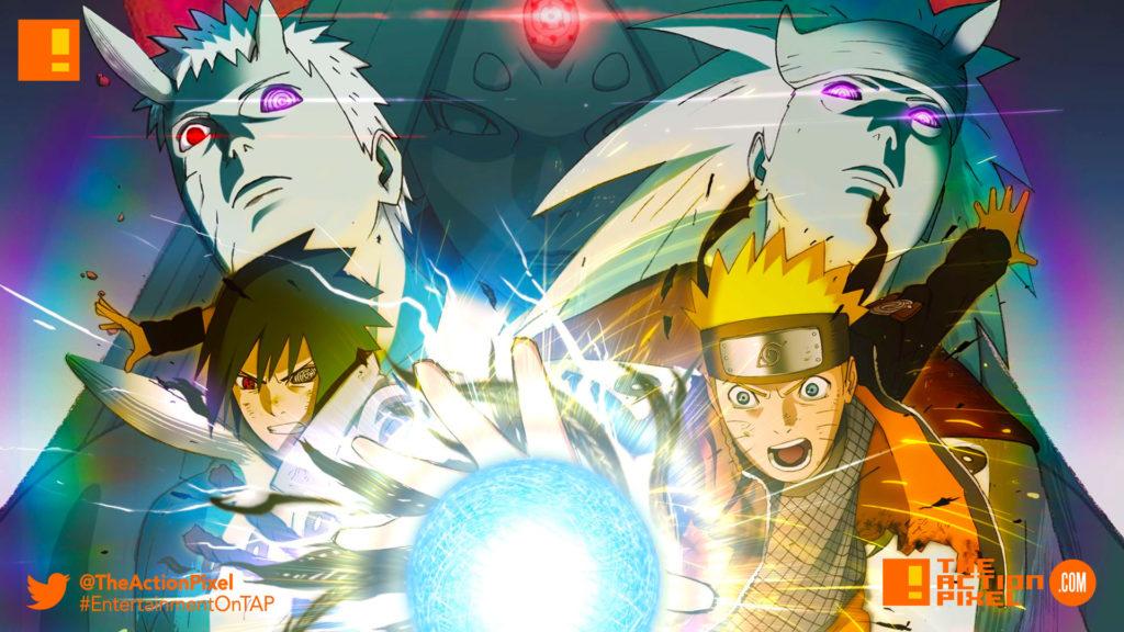 naruto, suns, Naruto Shippuden Ultimate Ninja Storm , naruto, bandai namco, entertainment on tap, bandai namco entertainment, the action pixel,