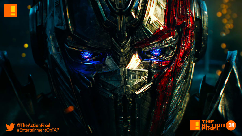optimus prime, transformers, the last knight, transformers, poster, the last knight, paramount pictures, michael bay, entertainment on tap, the action pixel, trailer,