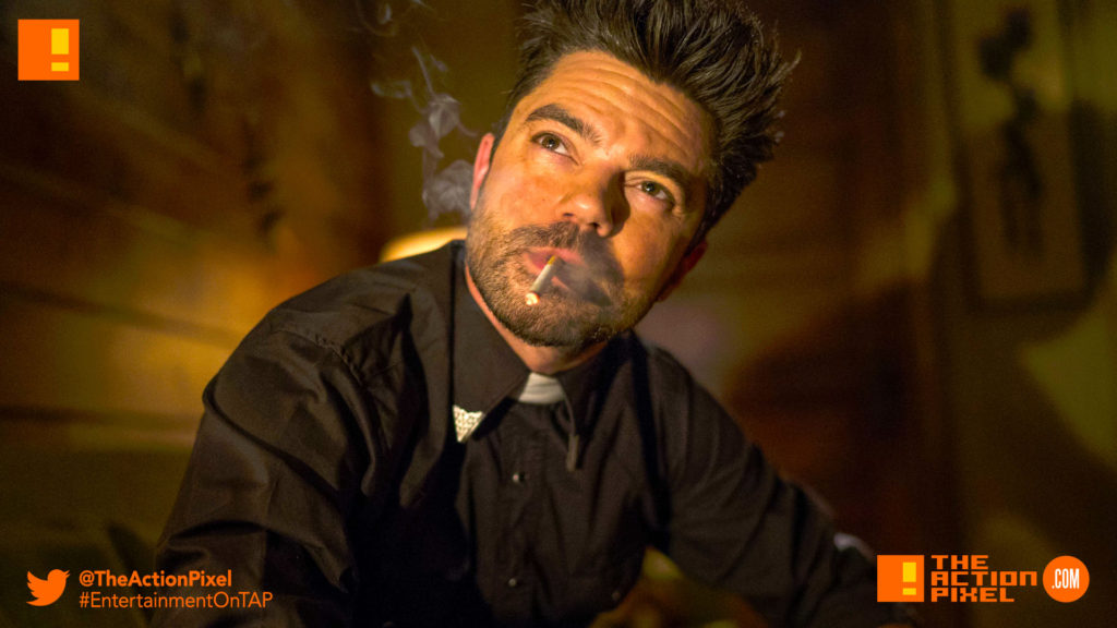 preacher, jesse custer, the action pixel, entertainment on tap,preacher, jesse custer, the action pixel, entertainment on tap,