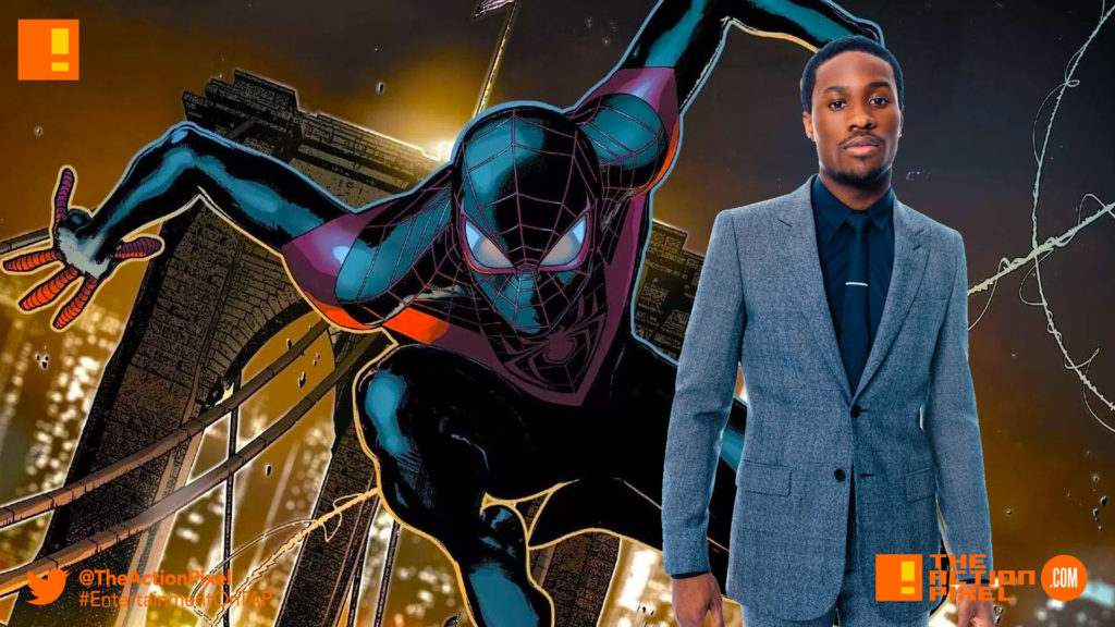 spiderman, spider-man, sony, Shameik Moore, Liev Schreiber, entertainment on tap, the action pixel