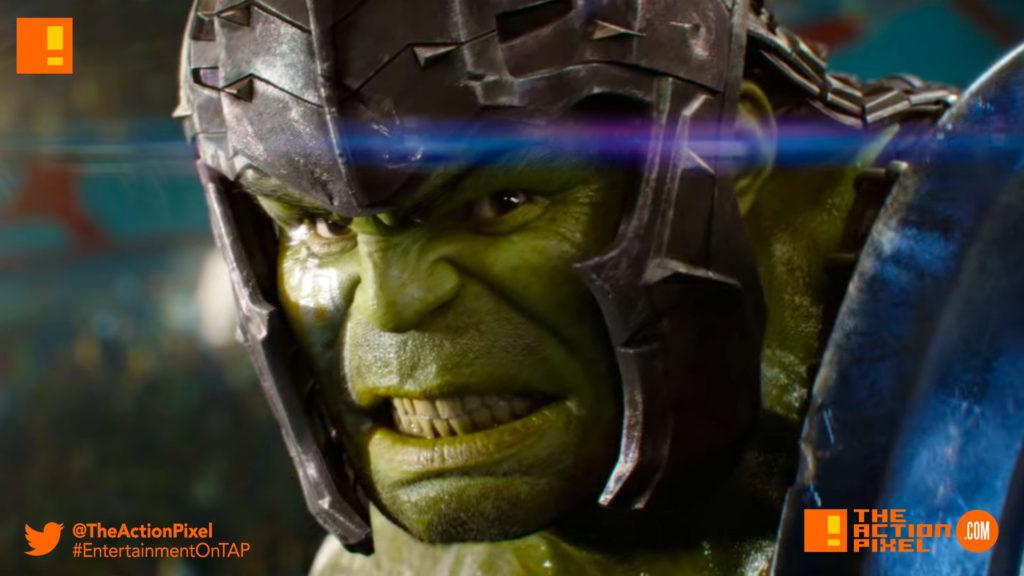 thor ragnarok, hulk, ragnarok, thor, thor: ragnarok, marvel, marvel comics, tom hiddleston,chris hemsworth, david banner, entertainment on tap, the action pixel, marvel studios, teaser, trailer, teaser trailer
