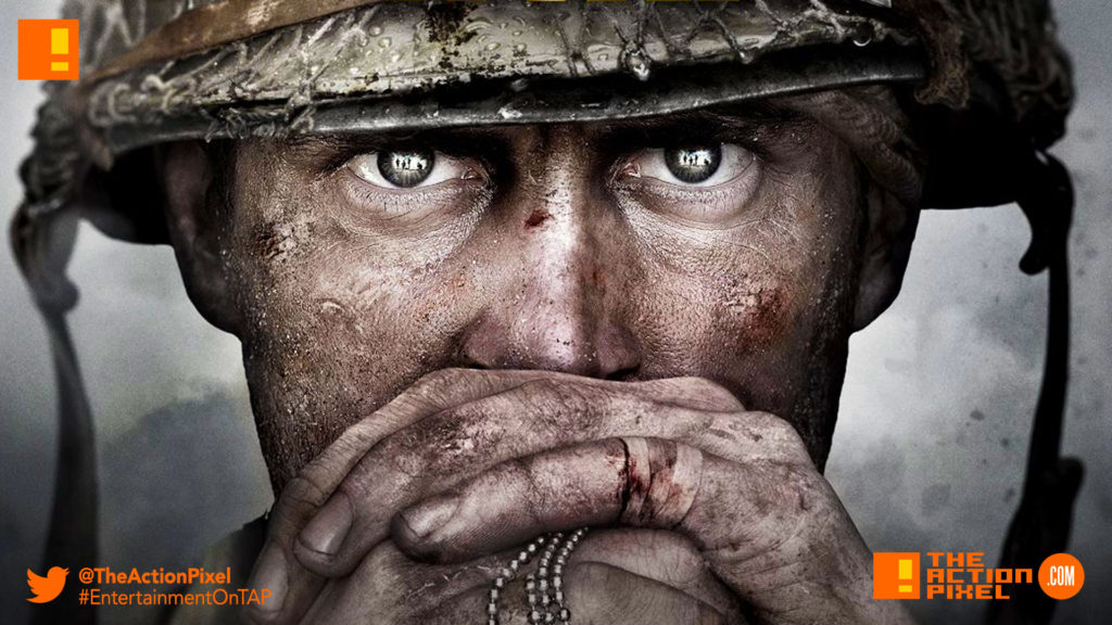 cod, ww2, call of duty, call of duty ww2, world war 2, trailer, reveal trailer,