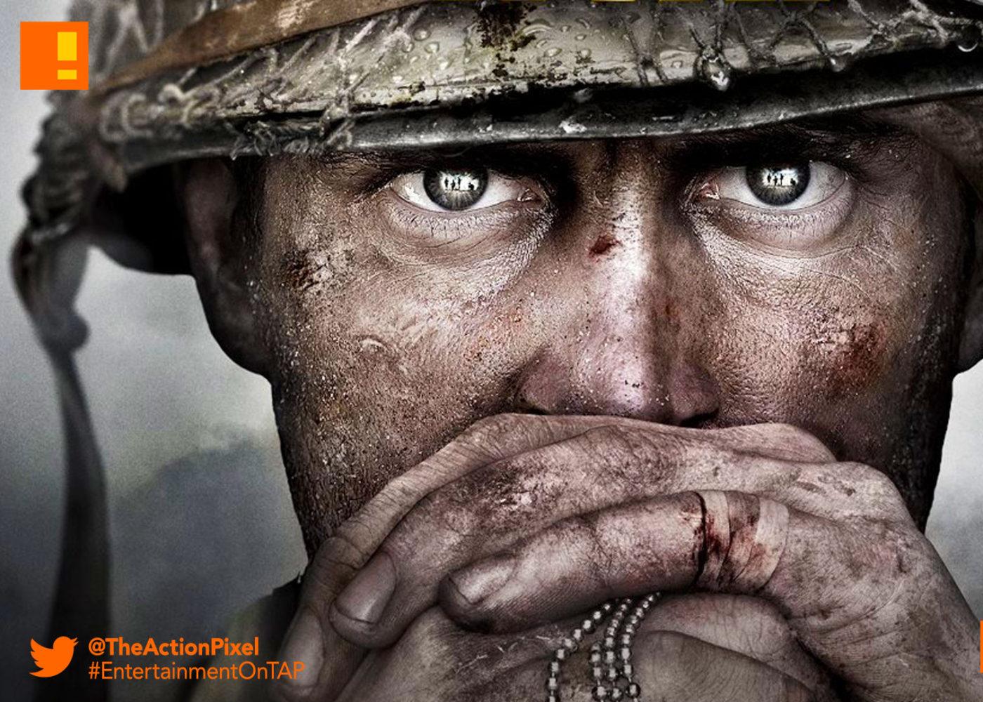 cod, ww2, call of duty, call of duty ww2, world war 2, trailer, reveal trailer,