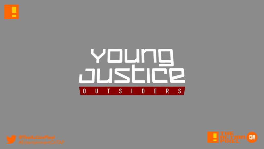 young Justice: outsiders, young justice outsiders, young justice 3 ,poster, young justice, wb, warner bros. animation , warner bros, season 3, dc comics,dc entertainment ,