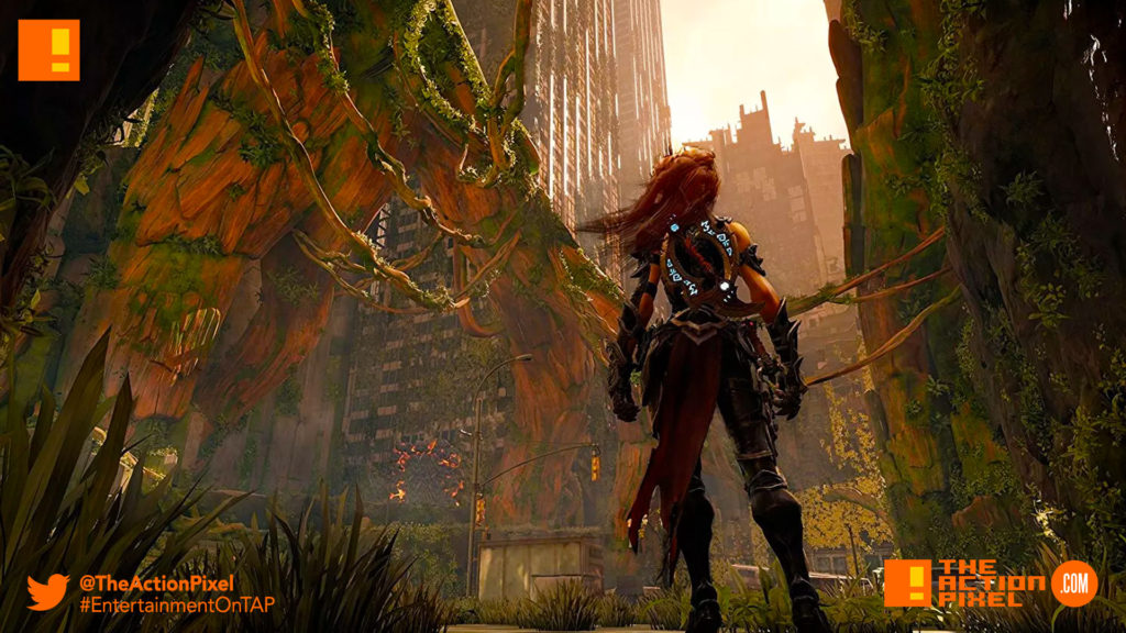 darksiders, darksiders 3, mage,fury,whip,gunfire games,nordic thq, the action pixel, entertainment on tap,