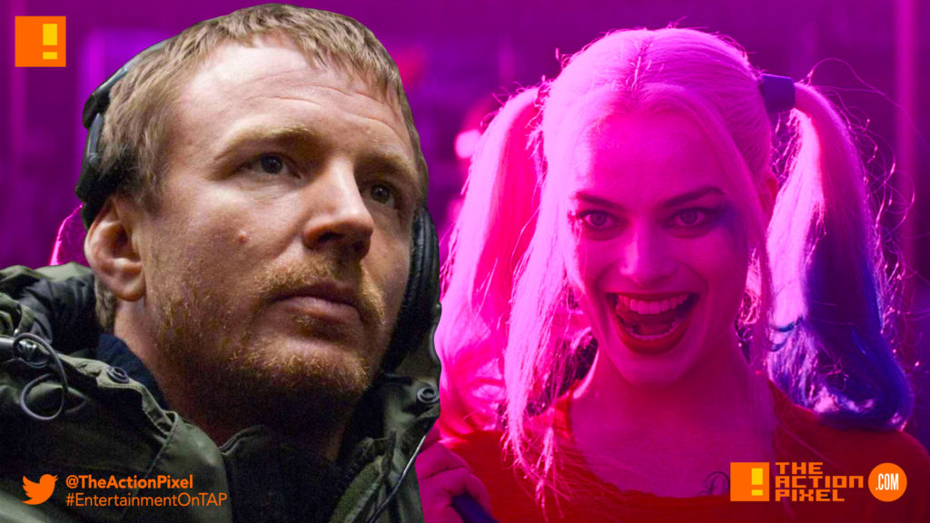 guy ritchie, suicide squad, suicide squad 2 , sequel, dc comics,dc, wb pictures, entertainment on tap, the action pixel