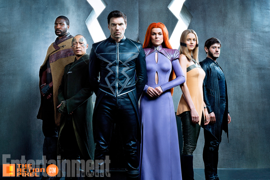 marvel, Inhumans,abc studios, abc, marvel, marvel studios, the action pixel, entertainment on tap, logo, Ellen Woglom , inhumans, marvel, marvel comics, abc, the action pixel, entertainment on tap, sonya balmores, mike moh,triton, ,isabelle cornish, crystal,Eme Ikwuakor
