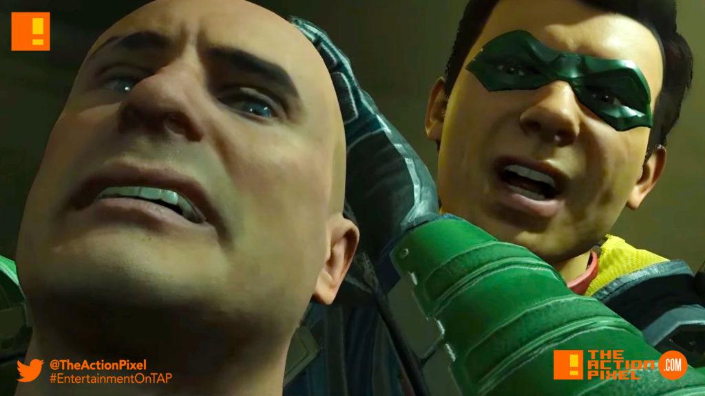 injustice 2, mobile, injustice 2 mobile, the action pixel, dc comics, warner bros. , wb games,
