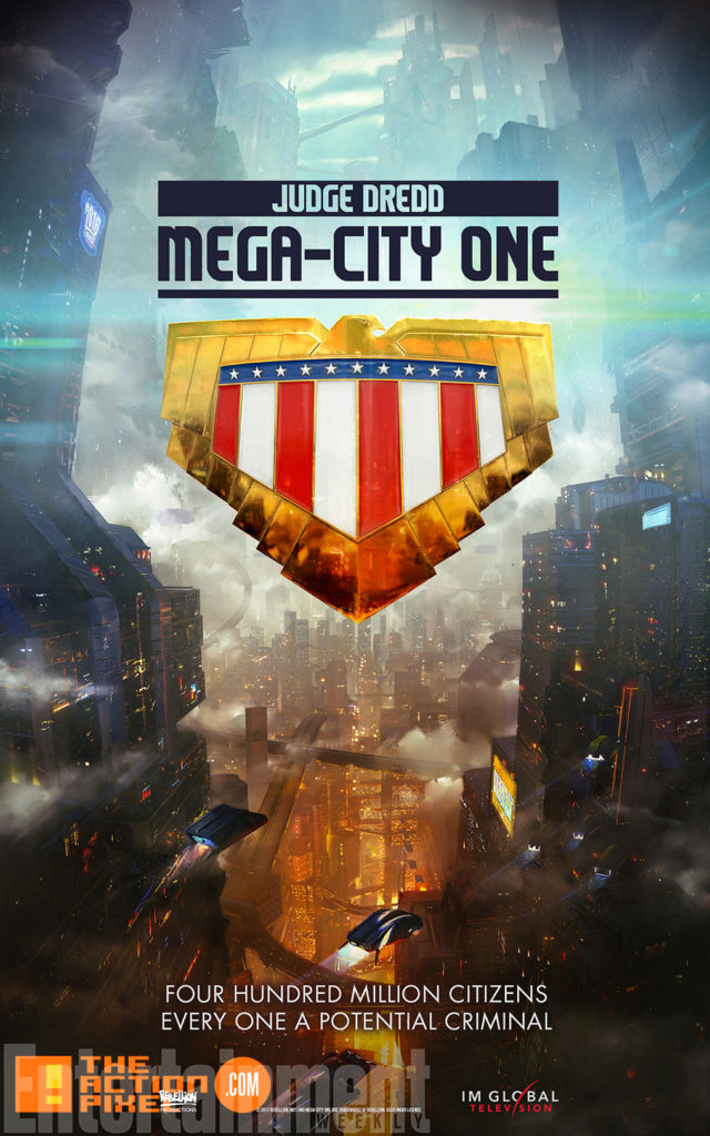 mega city one, Judge dredd, judge dredd: mega city one, rebellion, 2000 AD, entertainment on tap, the action pixel, IM Global,rebellion