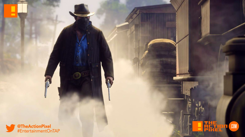 rockstar games, red dead redemption, entertainment on tap, the action pixel, rockstar games, delayed, screenshots,