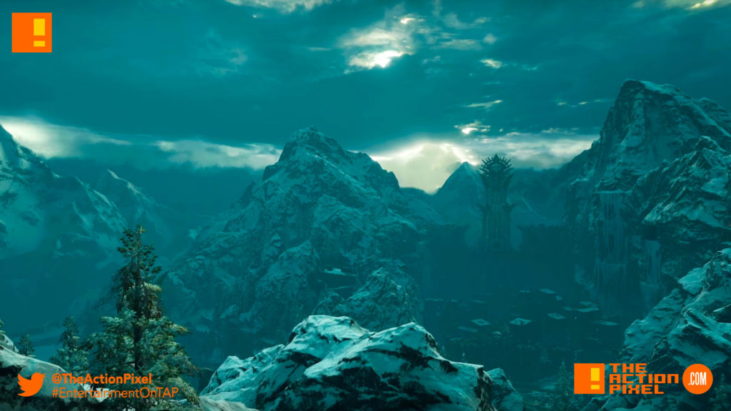 shadow of war,Middle-earth: Shadow of War, middle-earth,middle earth, wb games, trailer, open world,the action pixel,entertainment on tap,
