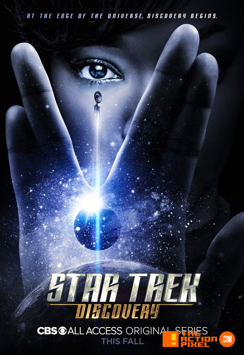 poster, key art, star trek, star trek discovery, cbs, star trek: discovery, entertainment on tap, the action pixel,