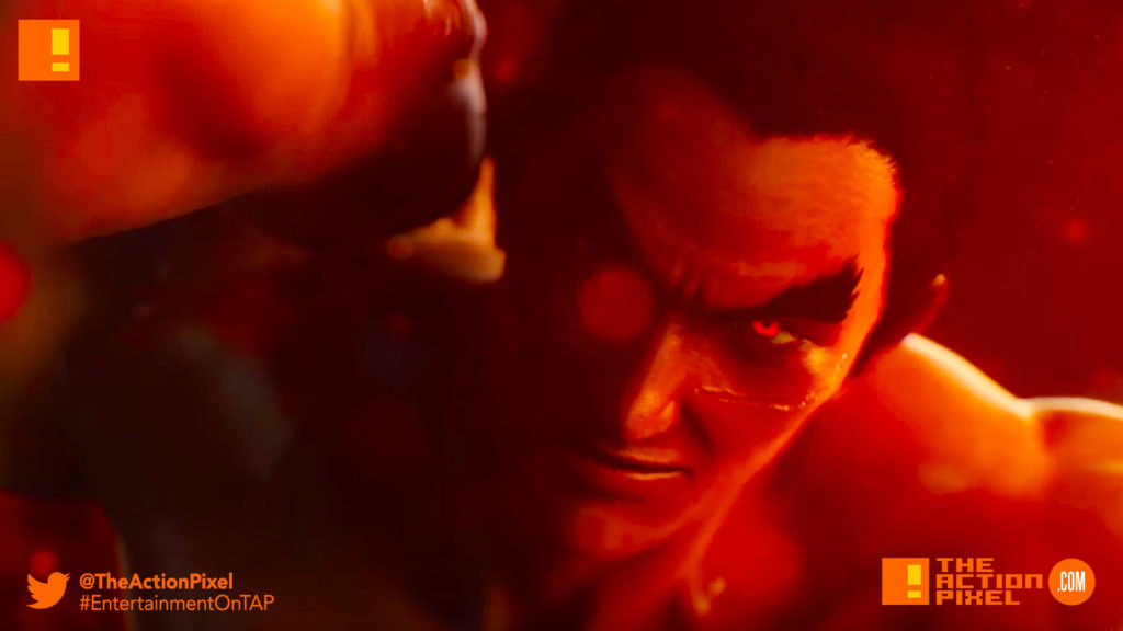 tekken 7,story trailer, character trailer, Akuma, Heihachi, tekken 7, street fighter, capcom, bandai namco, the action pixel, @theactionpixel