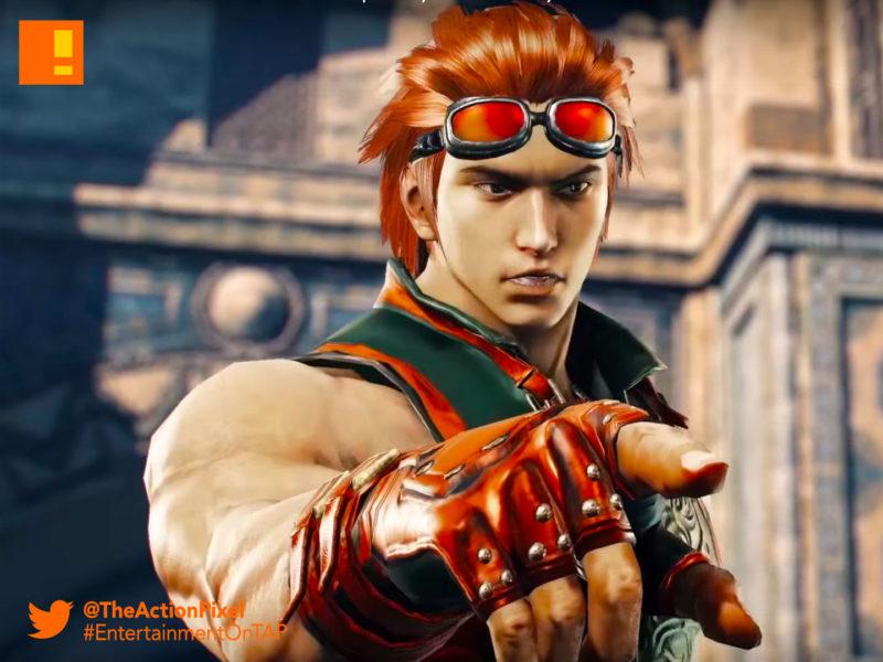 character trailer, Akuma, Heihachi, tekken 7, street fighter, capcom, bandai namco, the action pixel, @theactionpixel