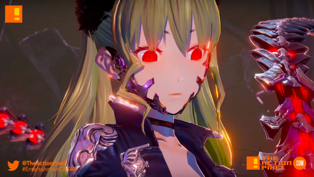 code vein, bandai namco, bandai namco entertainment, the action pixel, entertainment on tap,e3 expo, e3 2017,