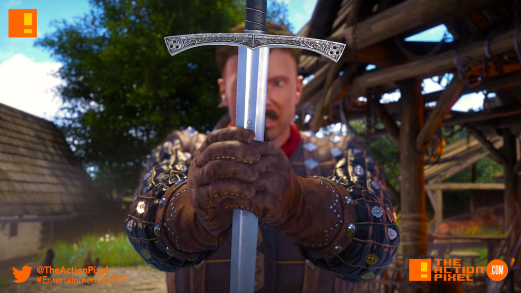 rex, Familia et Ultio, kingdom come: deliverance, deliverance, kingdom come, deep silver, warhorse studios, trailer, the action pixel, entertainment on tap