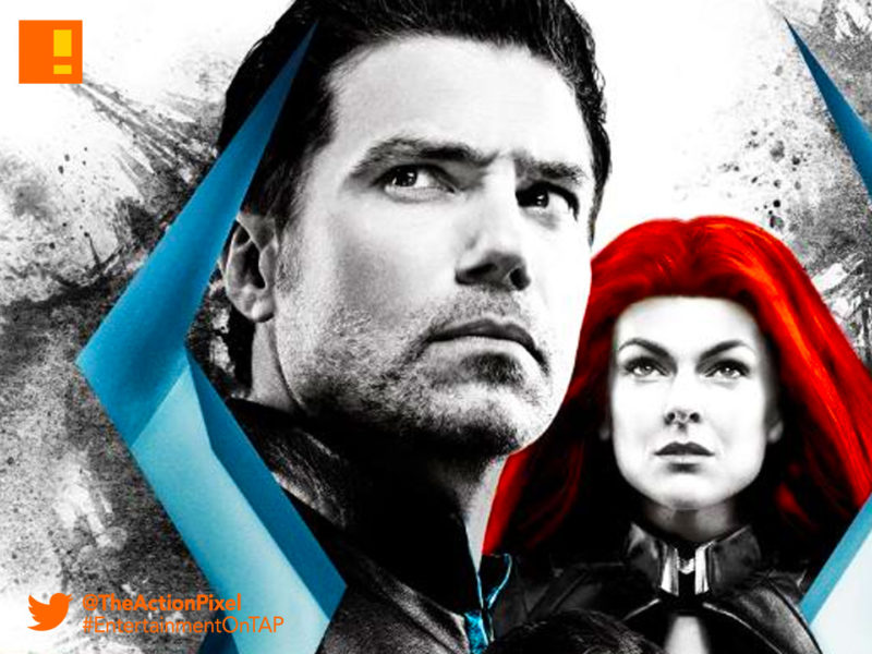 inhumans, Black Bolt, Medusa, Maximus,poster, marvel, imax, the inhumans, marvel's inhumans,the action pixel, entertainment on tap