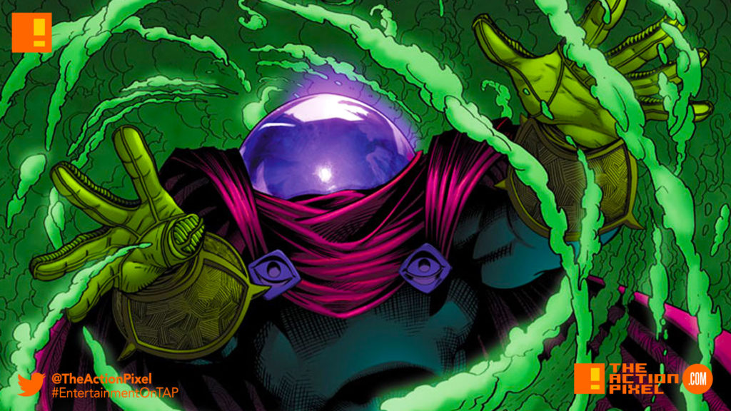 mysterio,kraven the hunter, marvel, marvel comics, marvel entertainment, mysterio, kraven, sony pictures, sony, the action pixel, entertainment on tap