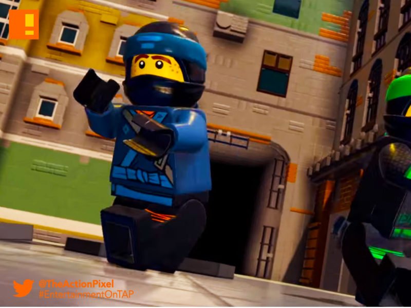 The LEGO NINJAGO Movie Video Game,Announce Trailer, ninjago movie, wb games, tt games, entertainment on tap, the action pixel, trailer