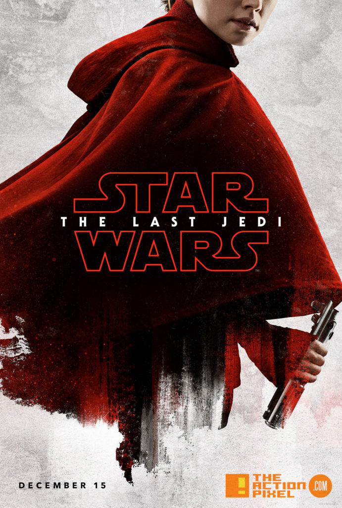 Rey, Poe, Luke, Leia,Finn,Kylo,star wars, star wars: the last jedi, the last jedi,disney, lucasfilm,posters, he last jedi, star wars, star wars: the last jedi, mark hamil, luke skywalker, princess leia,carrie fisher, rey,the action pixel, entertainment on tap,kylo ren