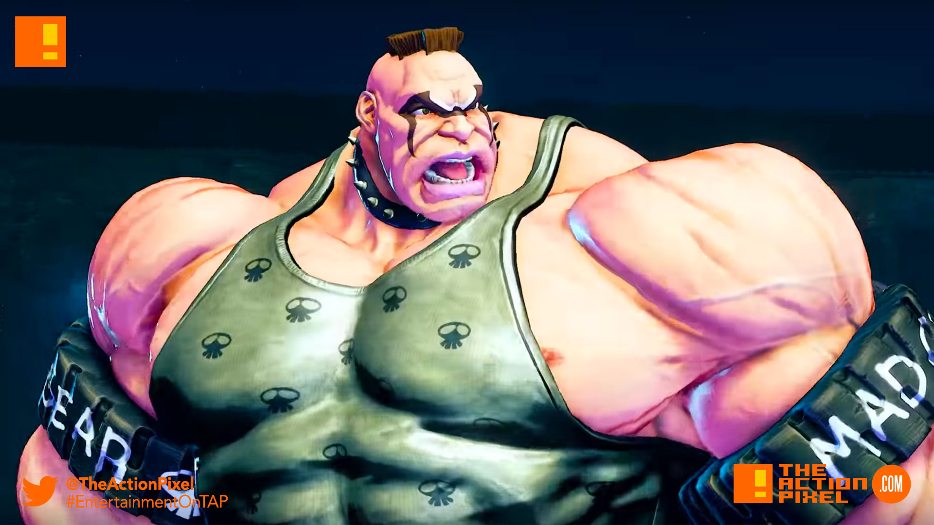 Street Fighter V Introduces A New Character To Season 2 Abigail
