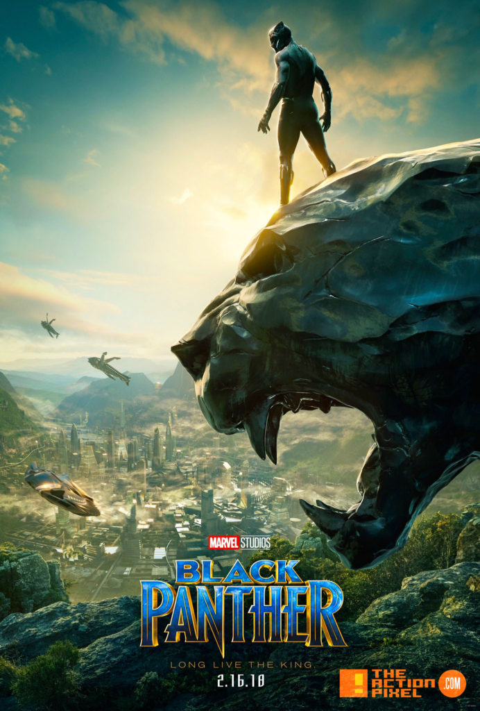 black panther,poster, black panther,marvel studios, marvel, comics, chadwick boseman, gritty, black panther, movie, entertainment on tap, sdcc, comic-con