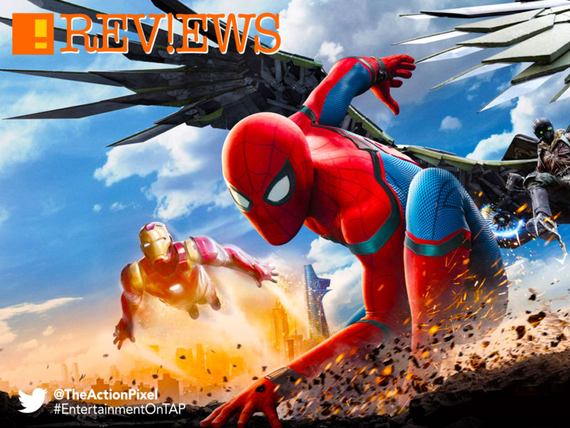 spider-man, spider-man homecoming, the action pixel, marvel,sony, sony pictures, tom holland, iron man, peter parker, vulture, tony stark, entertainment on tap, poster, iron man, imax, spiderman,poster,final, robert downey jr., michael keaton, tap reviews, movie review, film review, film reviews, movie reviews, mcu, marvel cinematic universe,sony pictures columbia, sony, marvel studios, baby monitoring protocol,