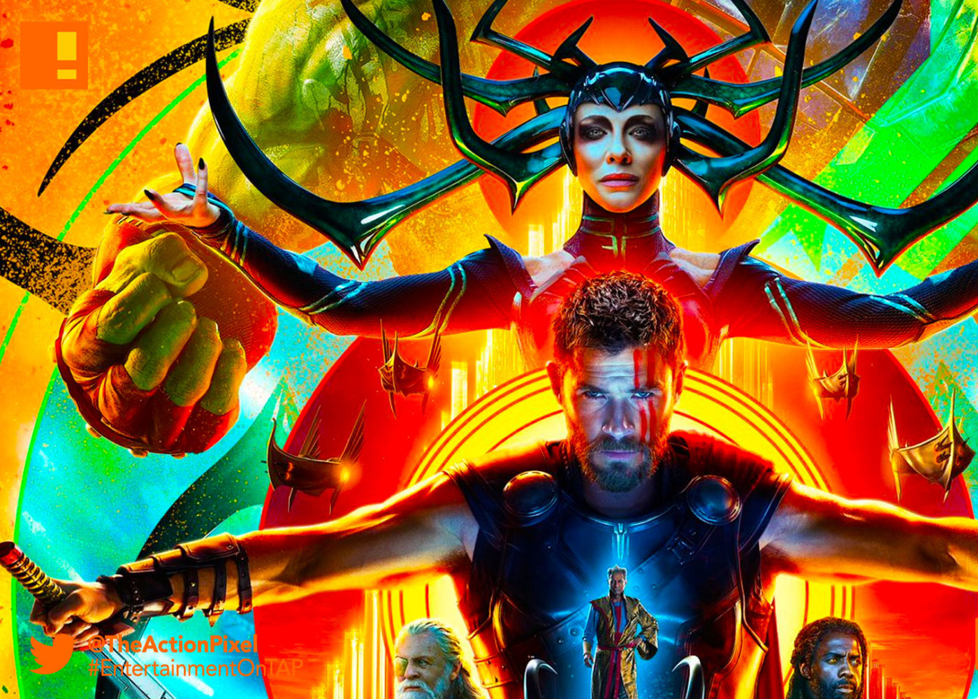 loki, thor ragnarok, hulk, ragnarok, thor, thor: ragnarok, marvel, marvel comics, tom hiddleston,chris hemsworth, david banner, entertainment on tap, the action pixel, marvel studios, teaser, trailer, teaser trailer,poster, the action pixel