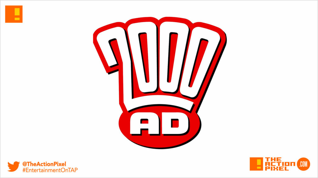 2000 AD, rebellion, the action pixel, entertainment on tap,