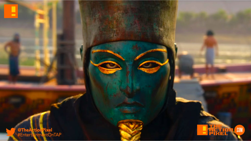 cinematic trailer, assassins creed origins, assassin's creed origins, assassins creed, assassin's creed, ubisoft, egypt, ancient egypt, gameplay , world premiere, trailer, premiere,the action pixel, entertainment on tap, Ptolemy XIII,  trailer ,cleopatra, julius caeser,
