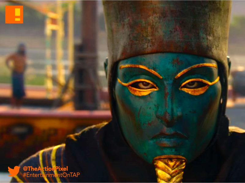 cinematic trailer, assassins creed origins, assassin's creed origins, assassins creed, assassin's creed, ubisoft, egypt, ancient egypt, gameplay , world premiere, trailer, premiere,the action pixel, entertainment on tap, Ptolemy XIII, trailer ,cleopatra, julius caeser,
