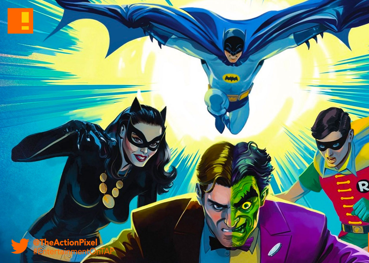 batman vs two-face, animation, wb animation, dvd, bluray, adam west, william shatner, the action pixel, entertainment on tap,dc comics, dc entertainment ,