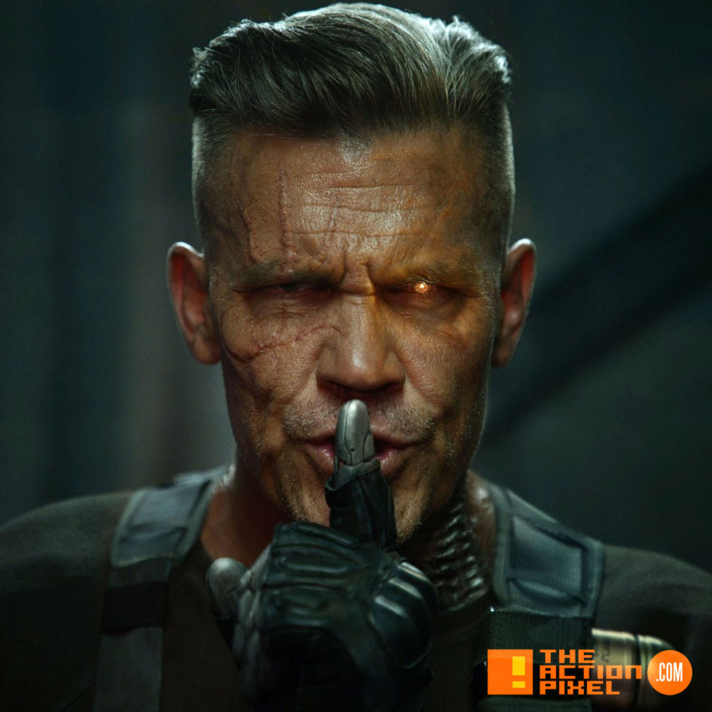 josh brolin, casting ,cable, deadpool, deadpool 2, marvel, 20th century fox, the action pixel, entertainment on tap,
