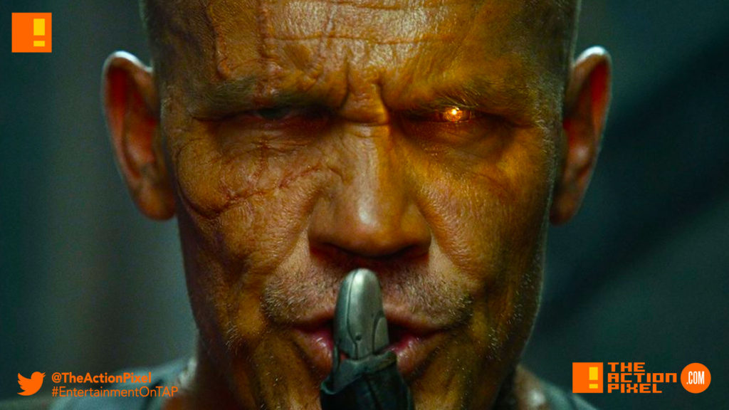 josh brolin, casting ,cable, deadpool, deadpool 2, marvel, 20th century fox, the action pixel, entertainment on tap,