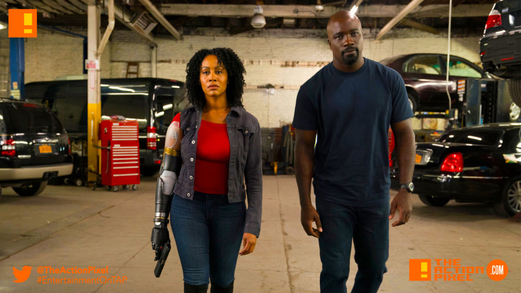 misty, luke cage season 2,luke cage, misty,entertainment on tap, the action pixel, marvel, netflix,