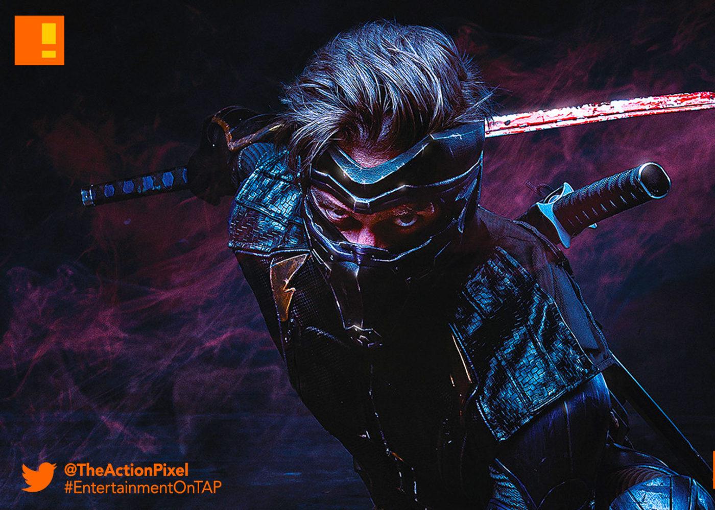 ninjak vs. the valiant universe, valiant comics, the action pixel, entertainment on tap,