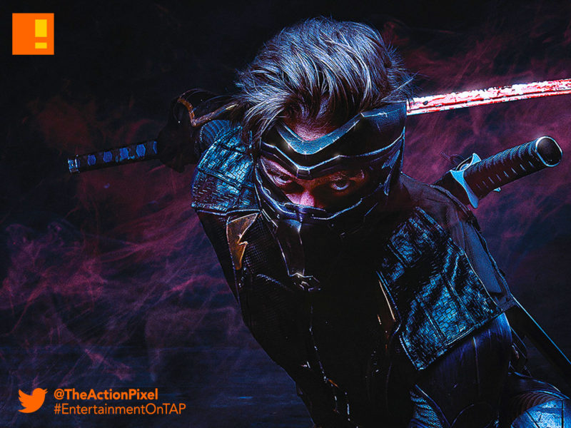 ninjak vs. the valiant universe, valiant comics, the action pixel, entertainment on tap,