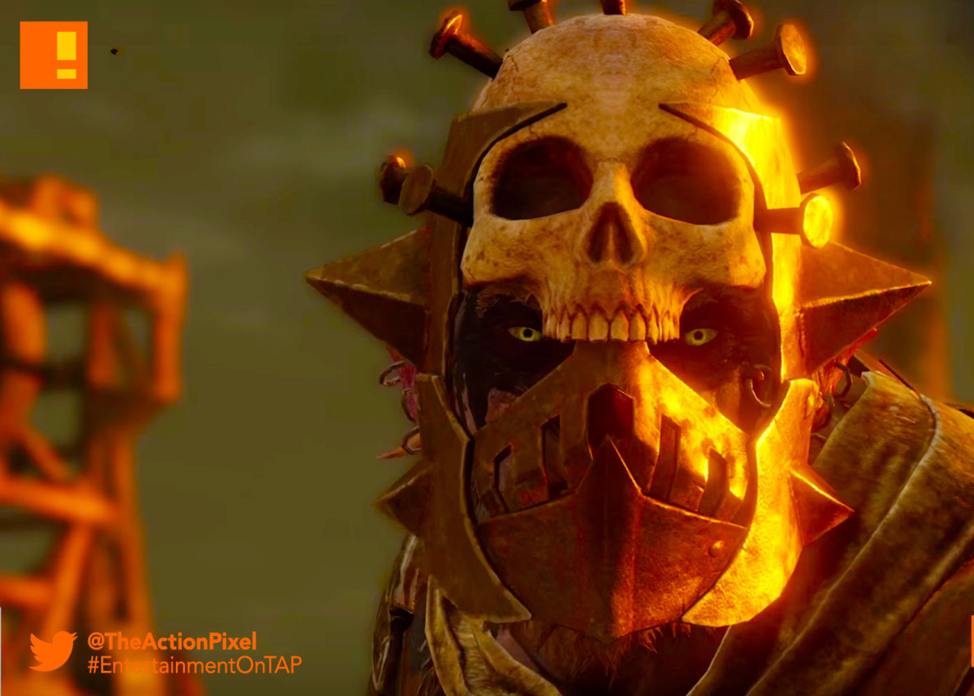shadow of war, middle-earth, mobile, middle-earth: shadow of war, entertainment on tap, the action pixel,terror tribe,