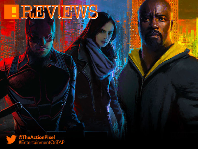 elektra, netflix, the defenders, marvel, entertainment on tap, the action pixel, defenders, netflix,marvel, the action pixel, entertainment on tap, matt murdock, jessica jones, iron fist, finn jones, luke cage, iron fist , the action pixel, tap reviews, film review, movie review, tv series review, season 1,