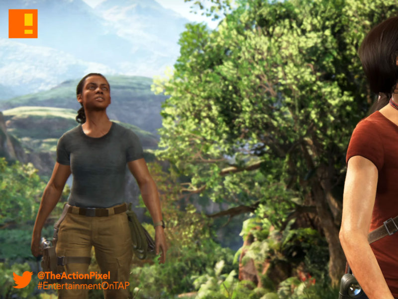 uncharted: the lost legacy, uncharted, the lost legacy, naughty dog, the action pixel, entertainment on tap,riverboat revelations, cinematic trailer, trailer,WESTERN GHATS, GAMEPLAY, ENTERTAINMENT ON TAP,launch trailer