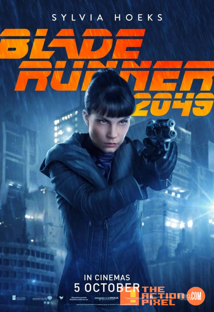 dave bautista, blade runner 2049, ryan gosling, harrison ford, trailer, sony, columbia, icon, warner bros. entertainment , the action pixel, entertainment on tap, rick deckard,blade runner,poster, teaser, warner bros, columbia,ridley scott, poster, character posters