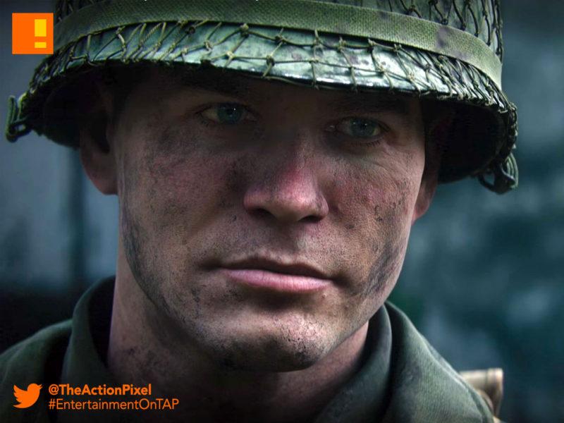 story trailer, cod, ww2, call of duty, call of duty ww2, world war 2, trailer, reveal trailer,sledgehammer games,