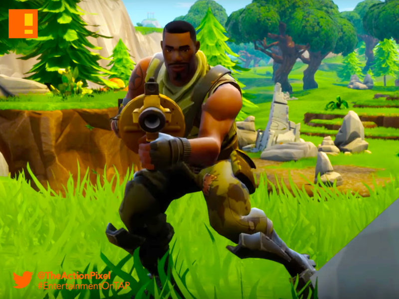 Fortnite Battle Royale - How to download, new mobile