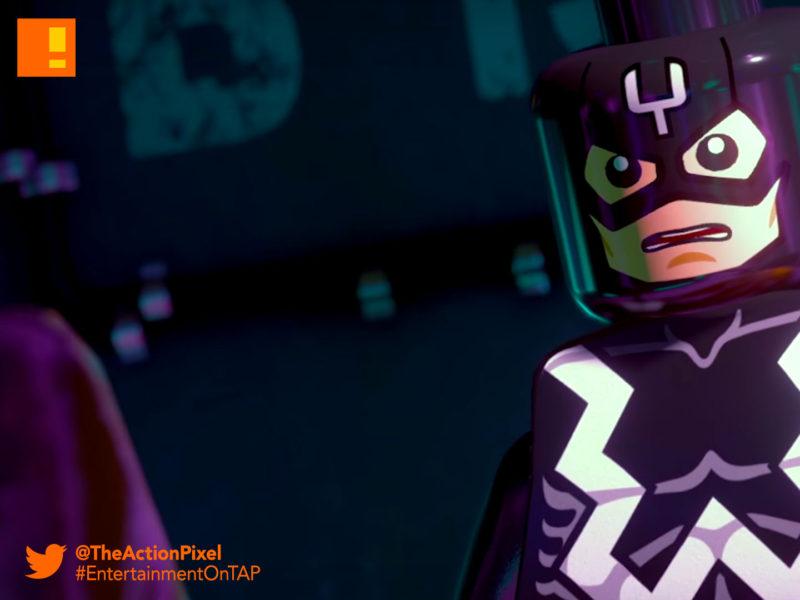 inhumans, lego marvel super heroes 2, inhumans, black bolt, maximus, medusa, lockjaw, trailer,