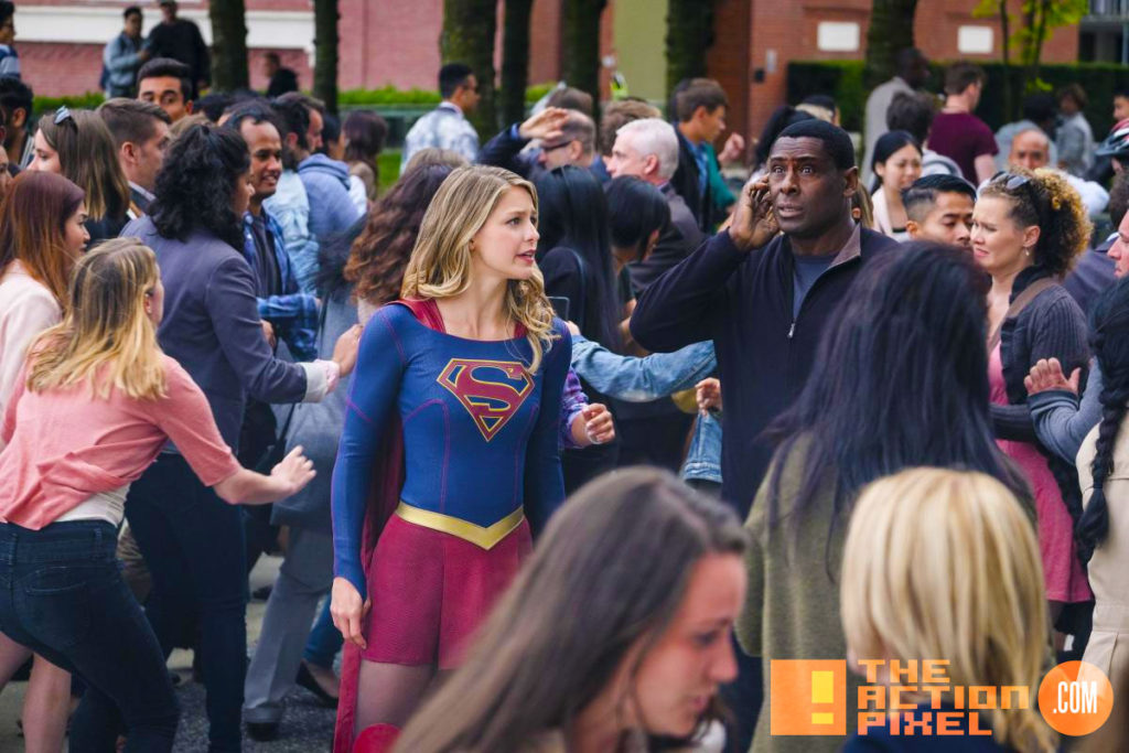 supergirl, girl of steel, cw, the cw, the cw network, dc entertainment ,dc comics, kara zor-el,the action pixel,poster,season 3,entertainment on tap